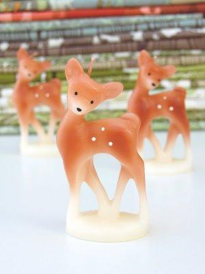 Deer candel