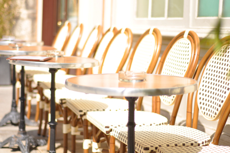 Rosofcafechairs