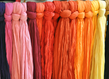 Hangingscarves