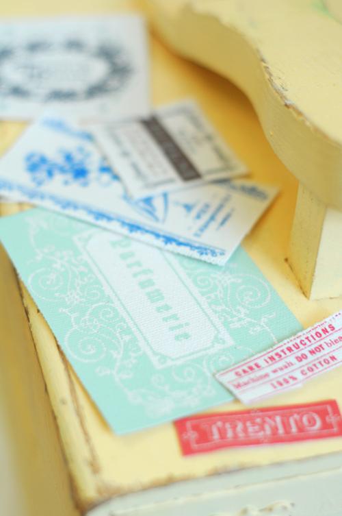 Labels2blog