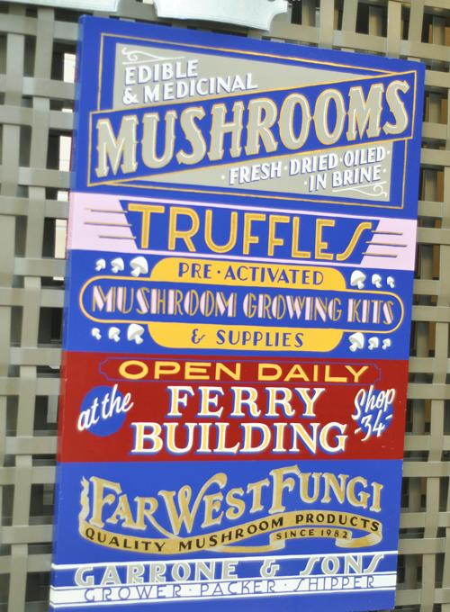 Mushroomsign