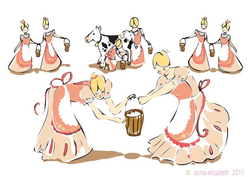8_maids_are_milking_by_anna_elizabeth-d4jrgka
