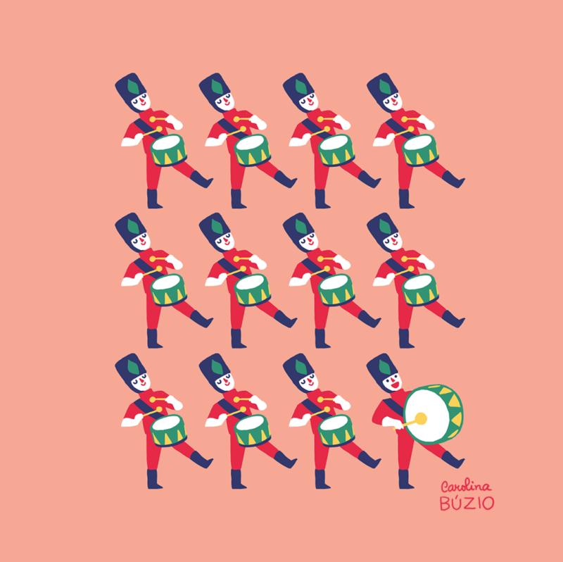 12-drummers_byCarolinaBuzio-1024x1021