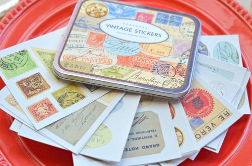 Vintagestickers