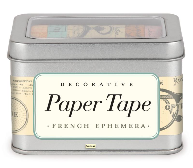 Tape tin