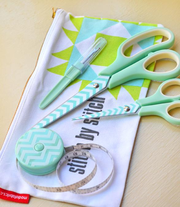 Aqua scissor set 3